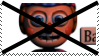 (Request) Anti Balloon Boy Stamp by SoraRoyals77