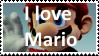 I love Mario by SoraRoyals77