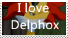 I love Delphox by SoraRoyals77