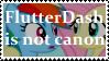 FlutterDash is not canon by KittyJewelpet78