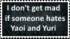 Not everyone likes Yaoi and Yuri by SoraRoyals77