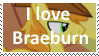 I love Braeburn by SoraJayhawk77
