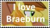 I love Braeburn by KittyJewelpet78