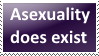 Asexuality does exist
