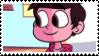 Marco Diaz Stamp by KittyJewelpet78