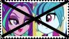 (Request) Anti Sonata Dusk X Aria Blaze Stamp