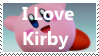 I love Kirby by KittyJewelpet78