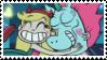 Star Butterfly and Pony Head Stamp by SoraJayhawk77