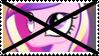 (Request) Anti Princess Cadance Stamp by KittyJewelpet78