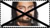 (Request) Anti Roman Reigns Stamp by KittyJewelpet78