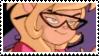 Callie Briggs Stamp by KittyJewelpet78