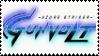 (Request) Azure Striker Gunvolt Stamp by SoraRoyals77