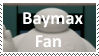 (Request) Baymax Fan Stamp by KittyJewelpet78