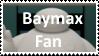 (Request) Baymax Fan Stamp by KittyJewelpet78