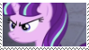 Starlight Glimmer Stamp by KittyJewelpet78