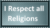 I Respect all Religion by KittyJewelpet78