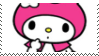 My Melody Stamp by SoraRoyals77