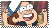 (Request) Dipper Pines Stamp by KittyJewelpet78