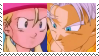 (Request) Trunks X Marron stamp by KittyJewelpet78