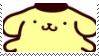 Pompompurin Stamp by KittyJewelpet78