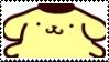 Pompompurin Stamp by KittyJewelpet78