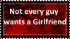 Not every guy wants a girlfriend by KittyJewelpet78