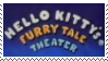 Hello Kitty Furry Tale Theater Stamp