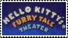 Hello Kitty Furry Tale Theater Stamp by KittyJewelpet78