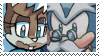 (Request) Sir Charles X Rosie Woodchuck Stamp by KittyJewelpet78