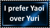 I pefer Yaoi over Yuri by KittyJewelpet78