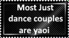 (Request) Most Just dance couples are yaoi by SoraRoyals77