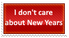 I don't care about New Years by KittyJewelpet78