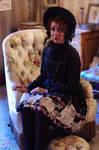 Lolita in a Victorian home, Dillon