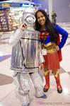 Bender and Super Girl