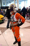 Rebel X Wing Pilot
