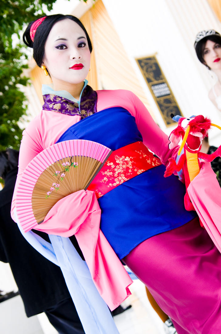 Mulan by EminenceRain