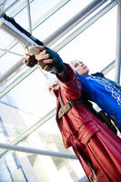 Brothers, Devil May Cry