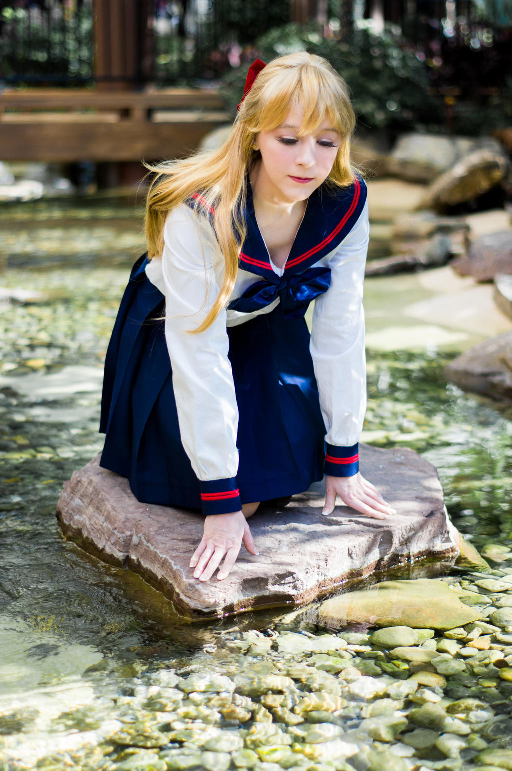 Minako, Sailor Moon by EminenceRain