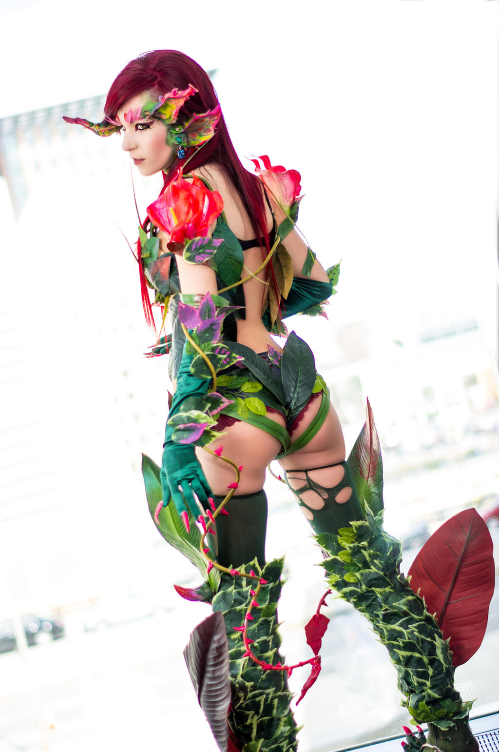 Zyra, Rise of Thorns by EminenceRain
