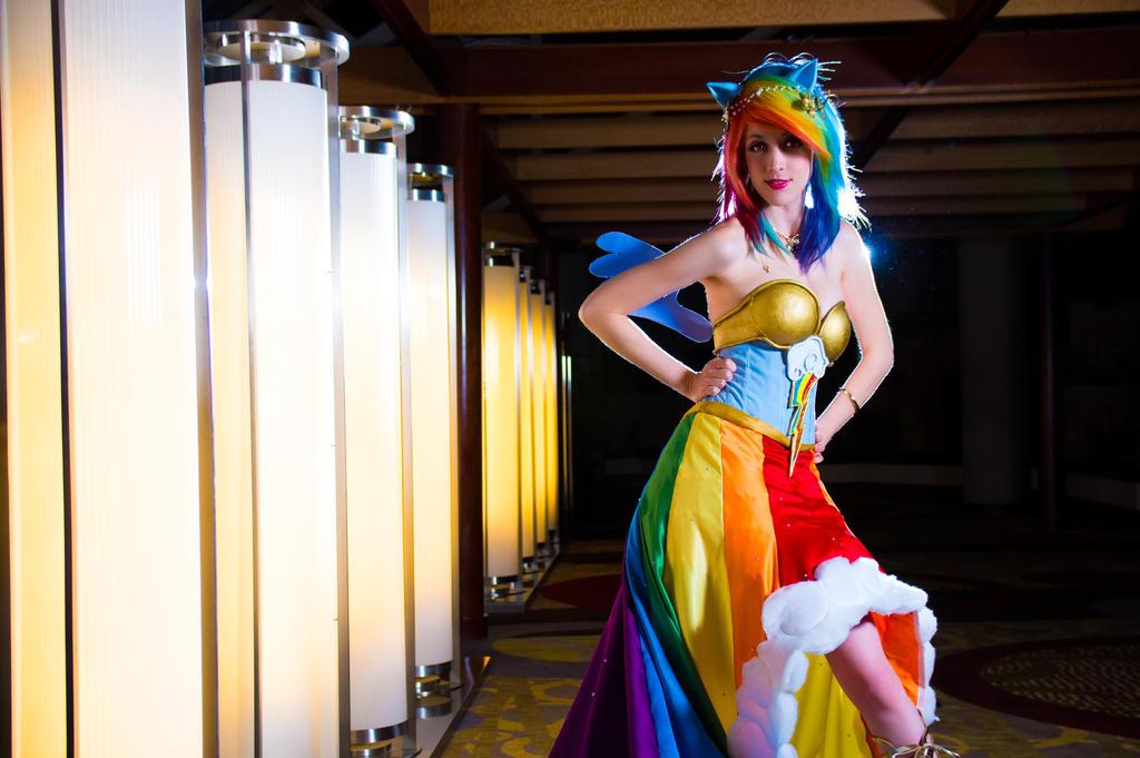 Rainbow Dash by EminenceRain