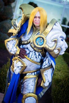 Crown Prince Arthas Menethil, Warcraft