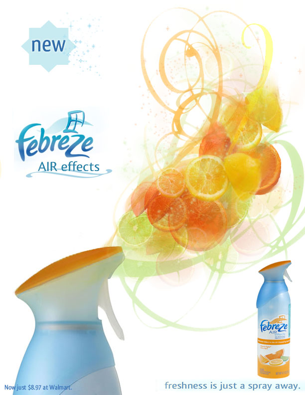 _RET_NG - Febreze Air Effects - Linen & Sky Revision Date: Feb This product is classifed under 29CFR (d) and the Canadian Hazardous Products Regulation as follows.