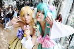 STGCC 10 -  Miku x Rin