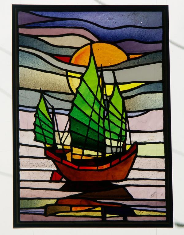 Ship II by Olegas-Olsauskas