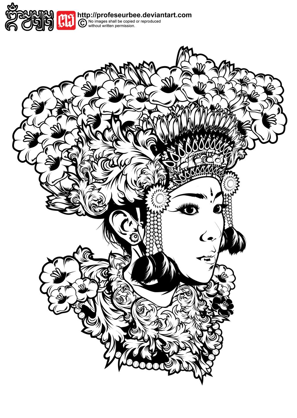 Indie Bali by profeseurbee