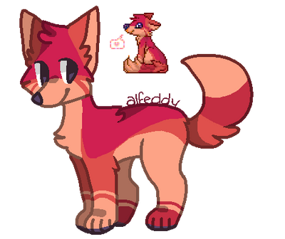 Canine adoptable closed by Phed-adopts