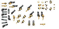 Custom guns Hands Ect