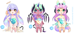 [CLOSED] Epic Althea Adopts -Auction- by jultype