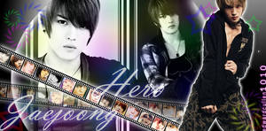 : Hero : -Jaejoong Wallpaper- by EdwardCullen1010