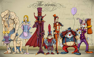 The circus by clv
